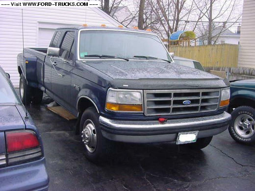 1992 Ford F-350 #16