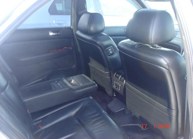 2003 Honda Legend #8