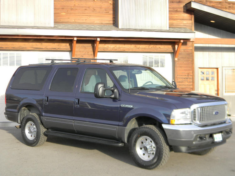2002 Ford Excursion #14