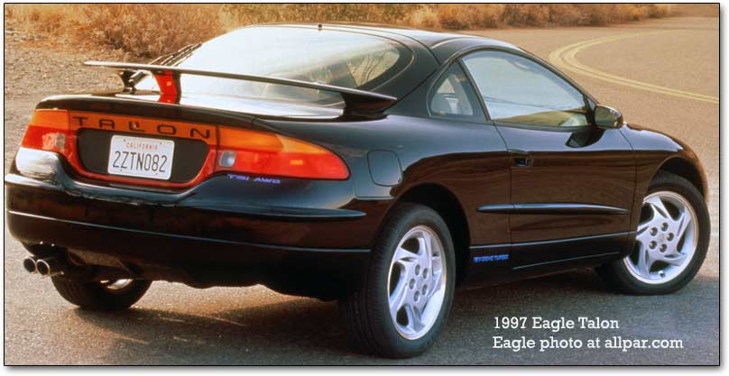 Eagle Talon #4