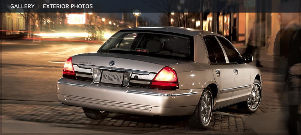 2007 Mercury Grand Marquis #11