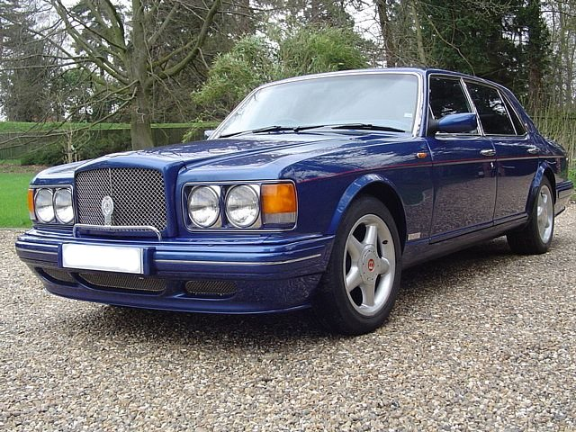Bentley Turbo #16