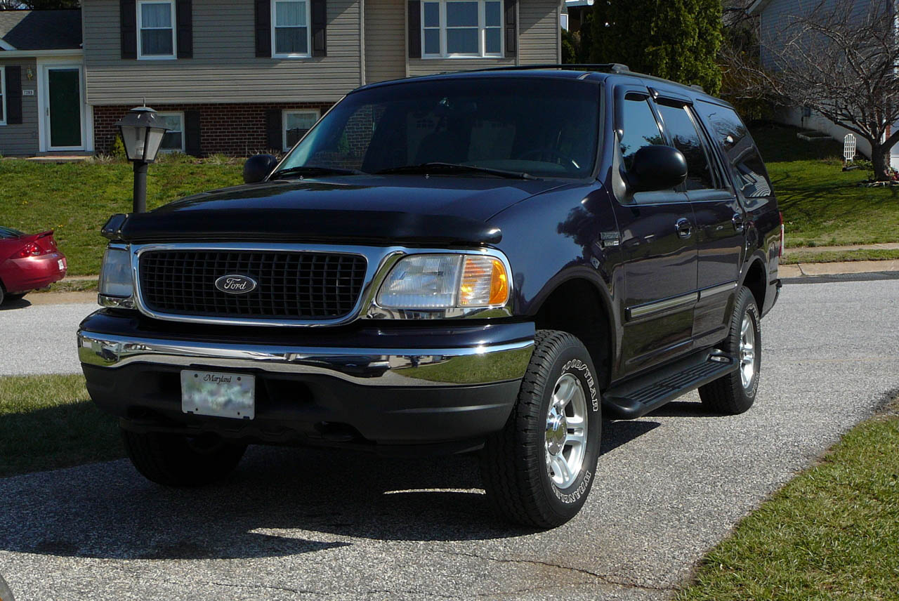 2000 Ford Expedition #5