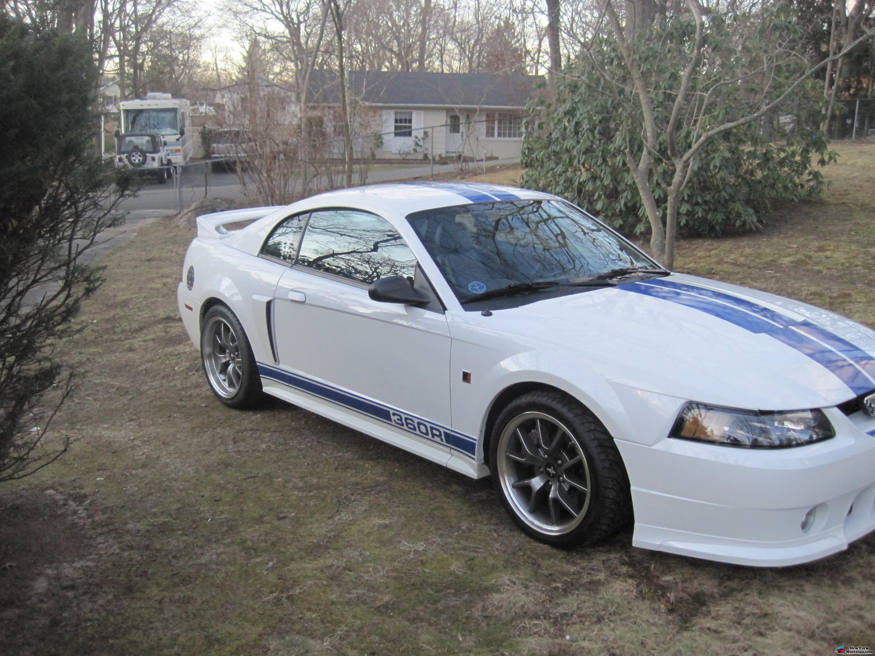 2002 Ford Mustang Photos Informations Articles Mach Sound System 2