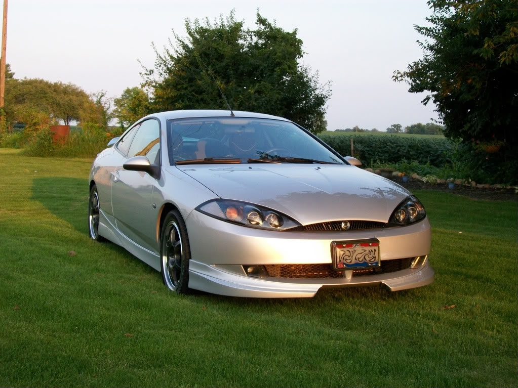 1999 Ford Cougar #10