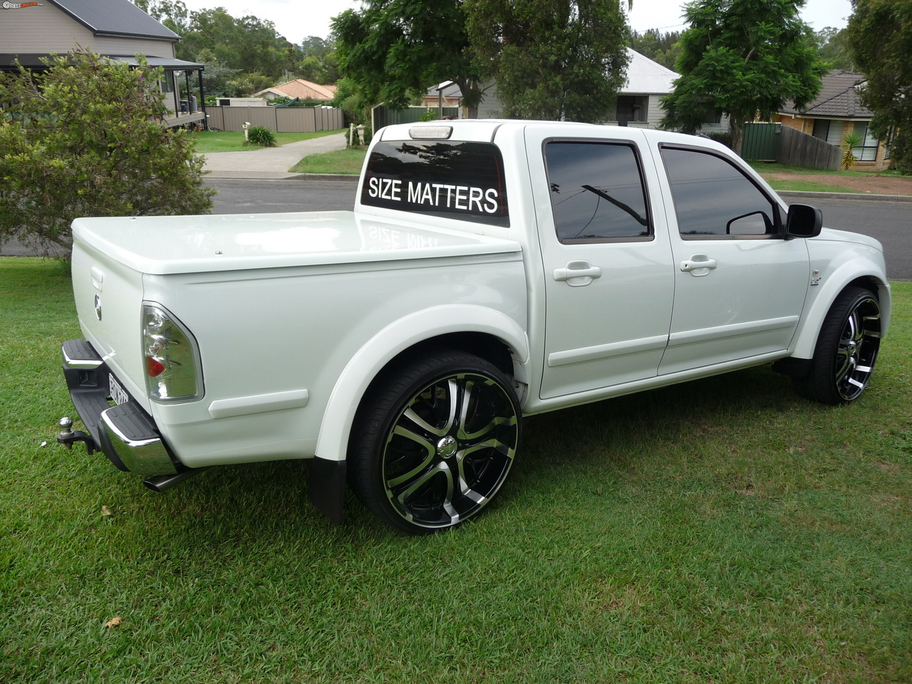 2004 Holden Rodeo #5
