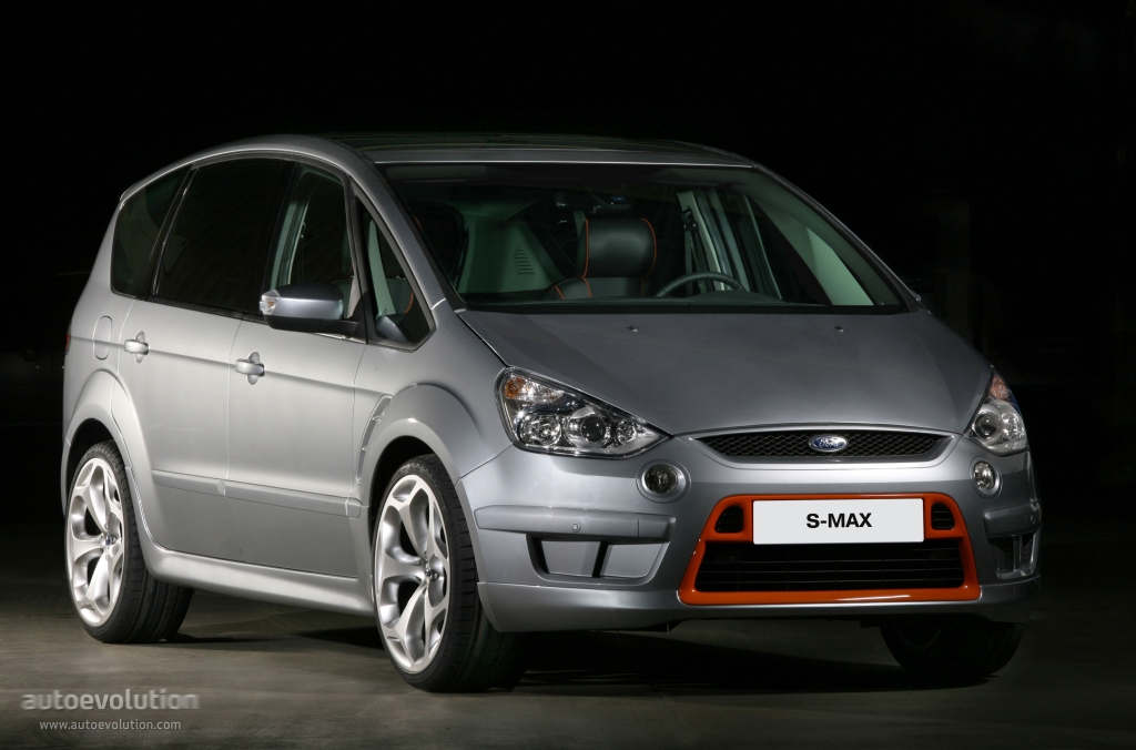 2006 Ford S-Max #5
