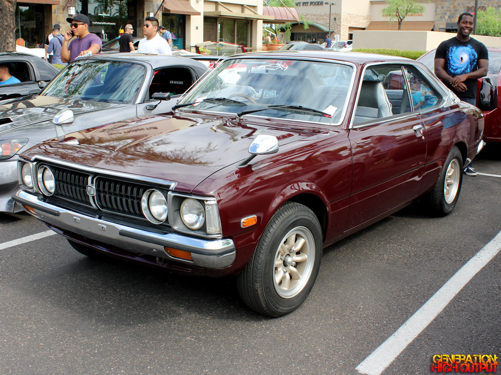 1974 Toyota Corona Photos Informations Articles