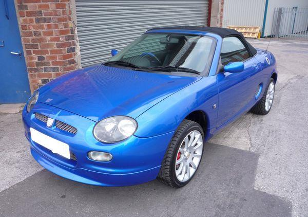 Rover MGF #12