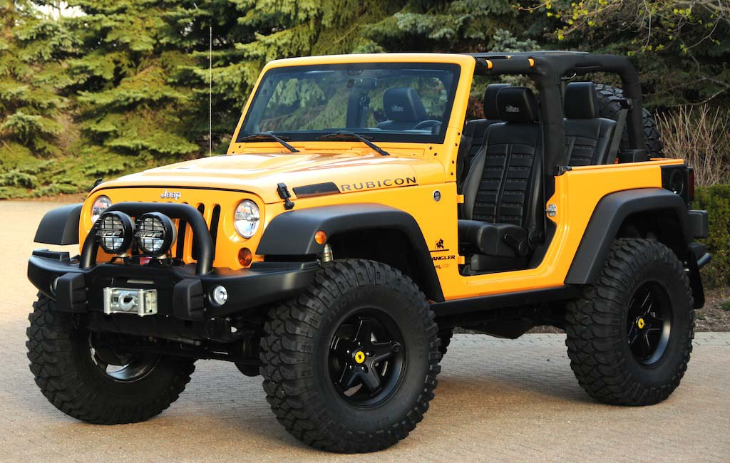 jeep wrangler photos informations articles. Black Bedroom Furniture Sets. Home Design Ideas