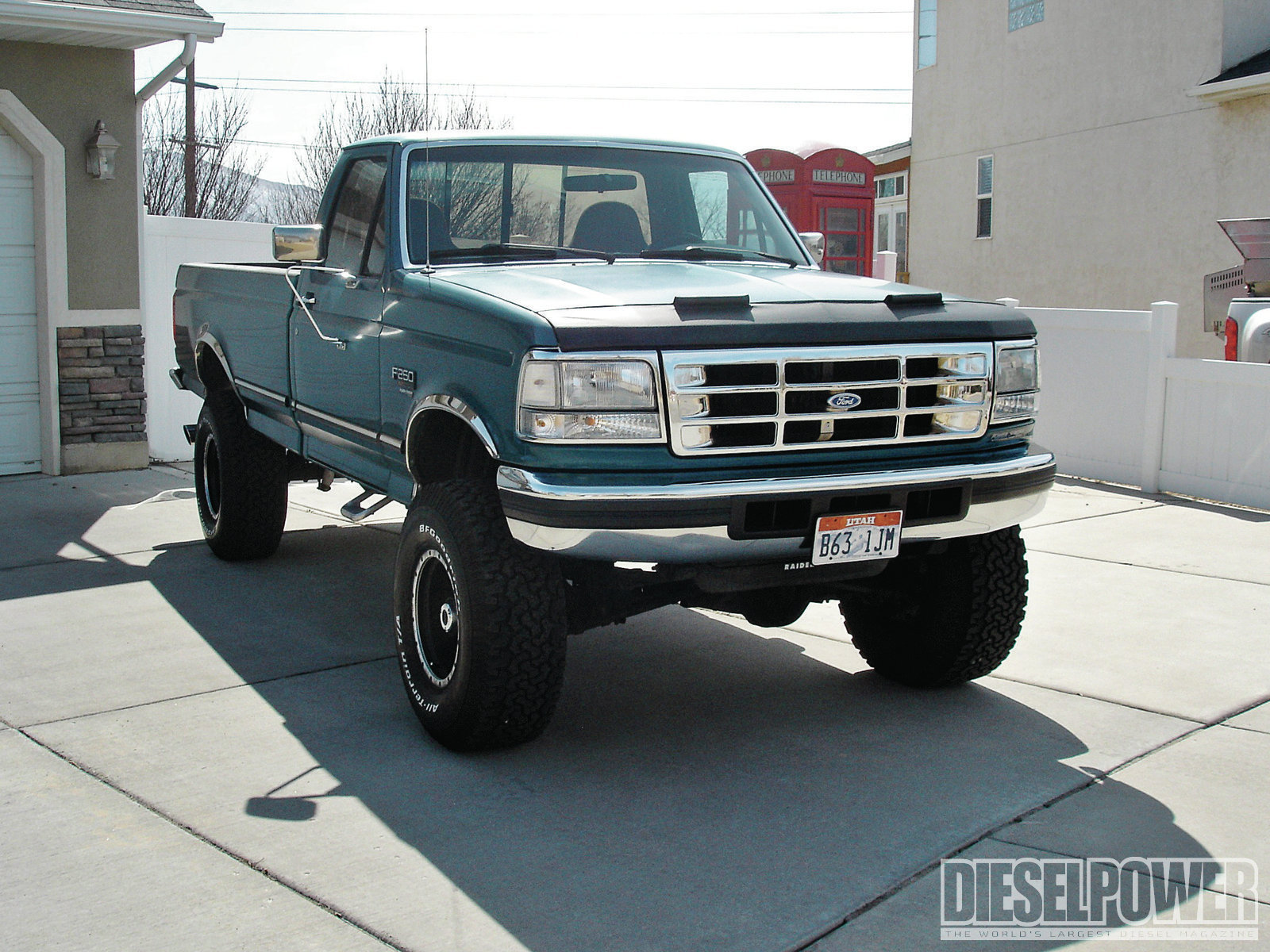 1996 Ford F-250 #4