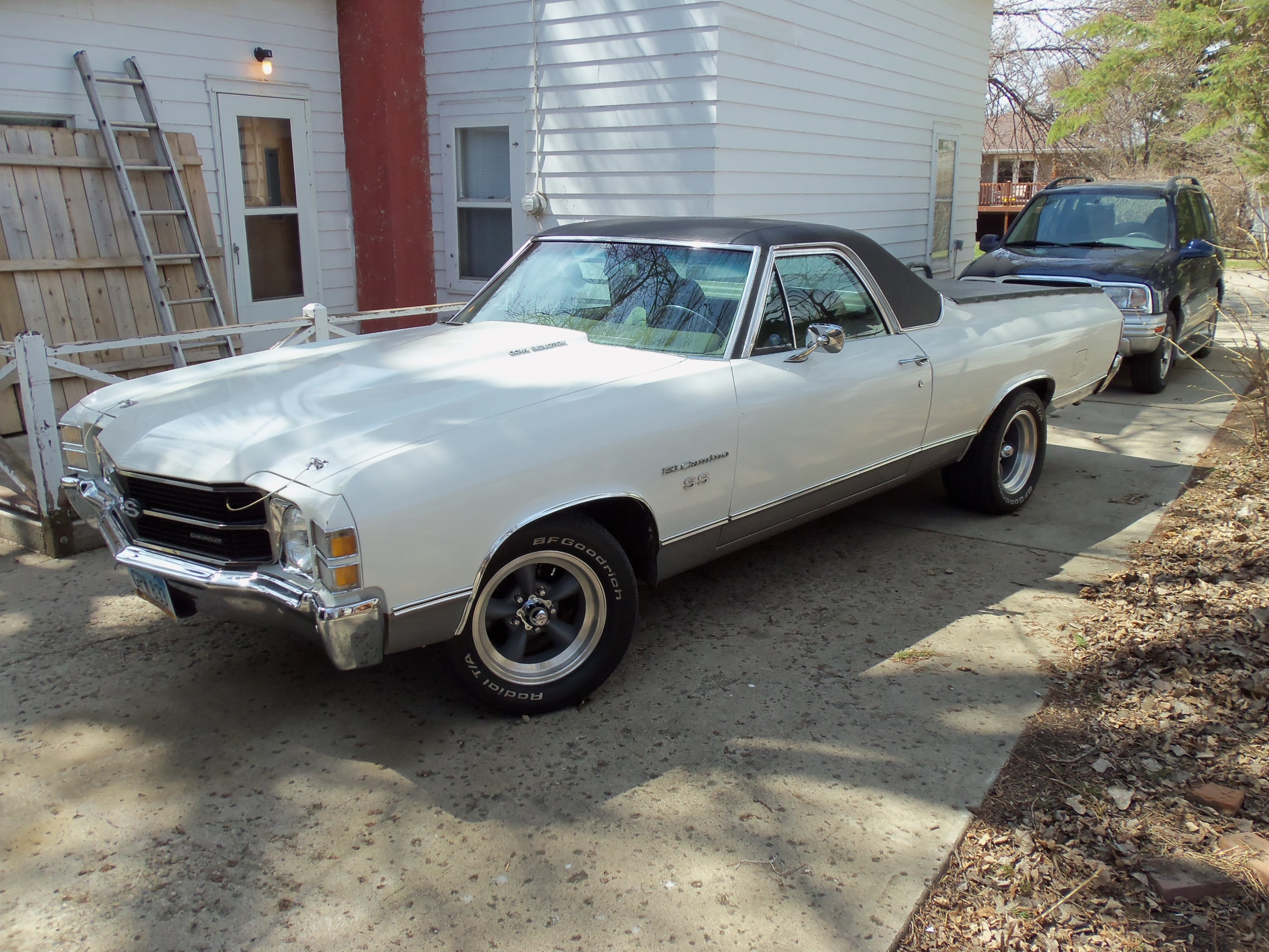 1971 Chevrolet El Camino s Informations Articles BestCarMag
