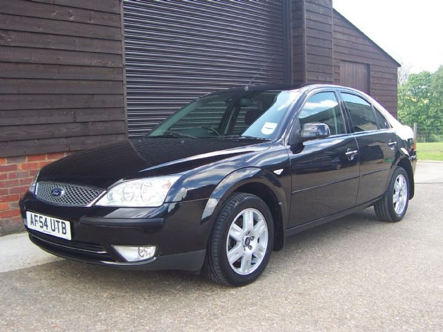 2004 Ford Mondeo #7