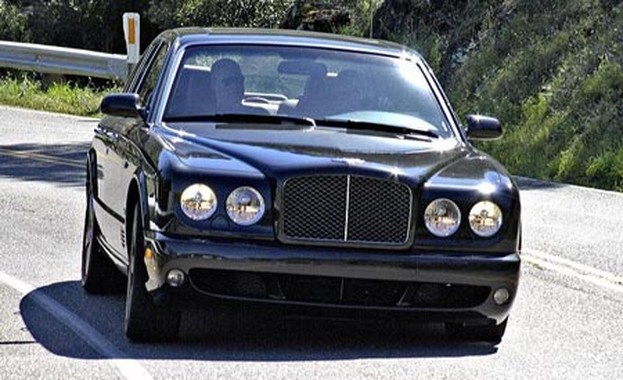 2007 Bentley Arnage #11