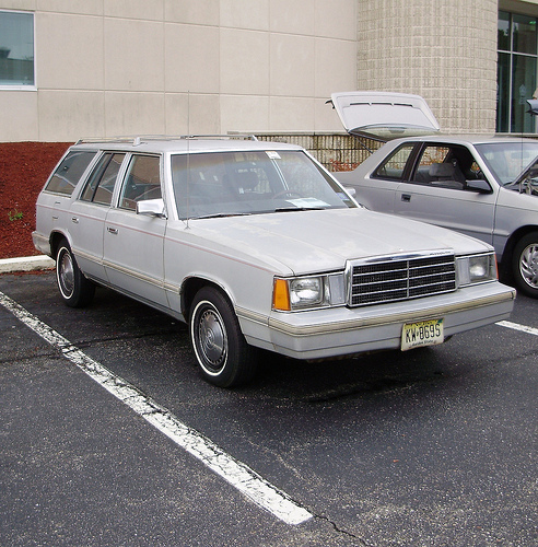 1983 Plymouth Reliant #4