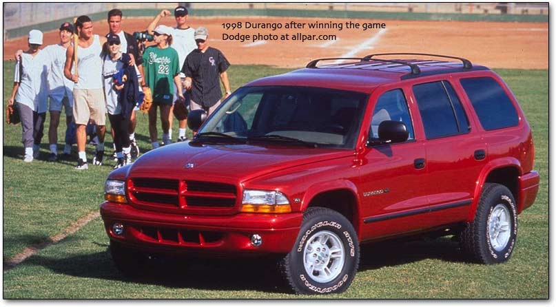 1998 Dodge Durango Photos Informations Articles Bestcarmag Com