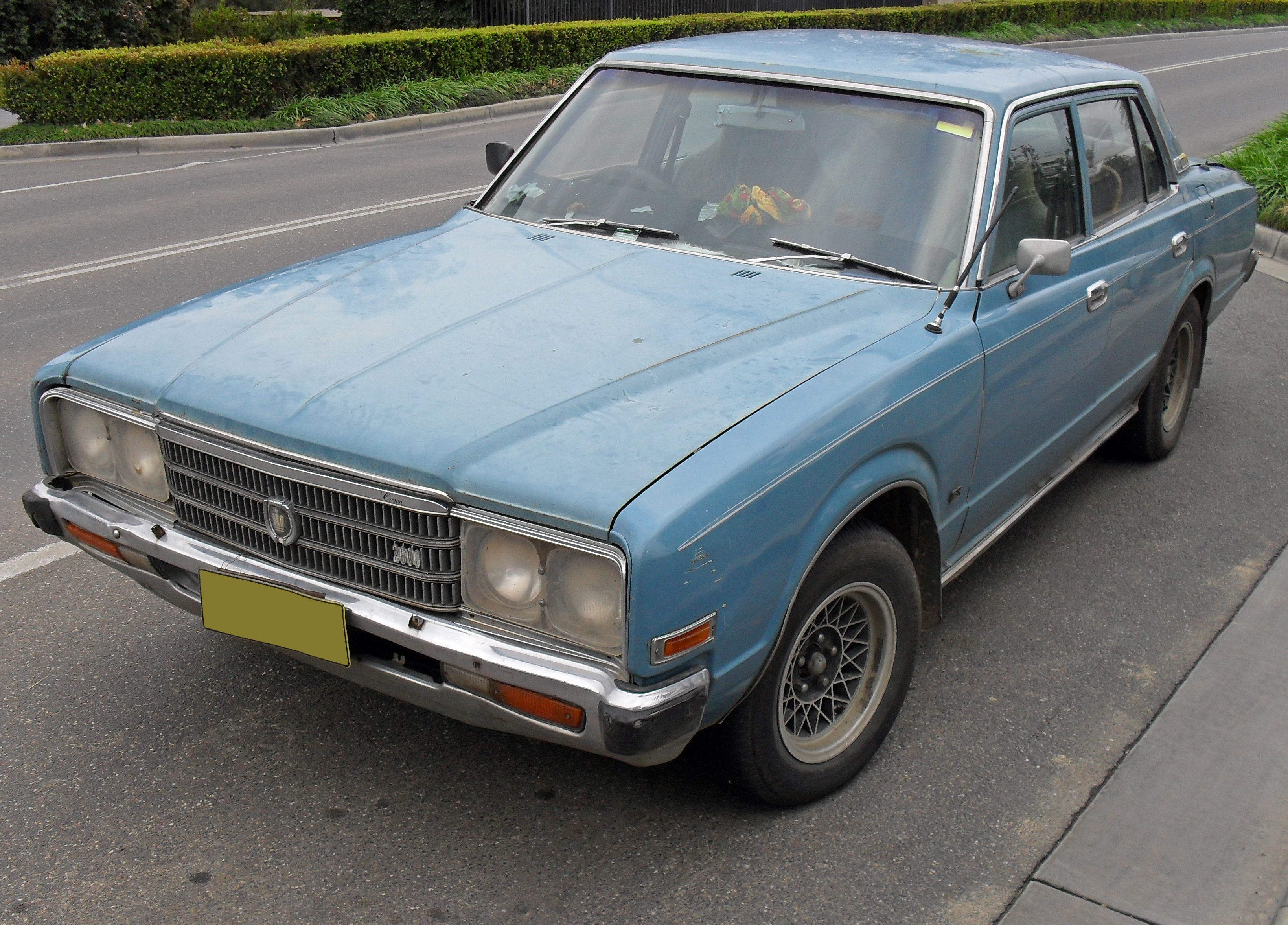1976 Toyota Crown #2