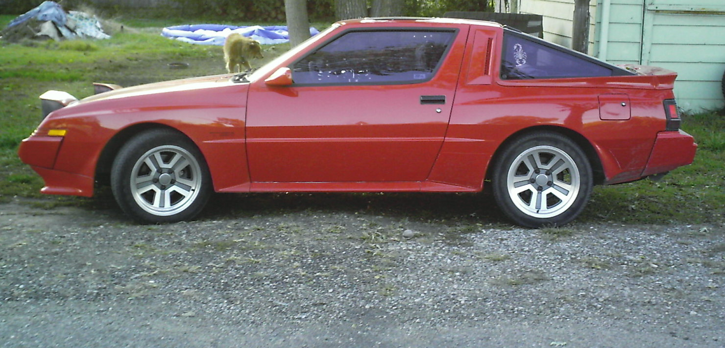 1989 Mitsubishi Starion Photos Informations Articles