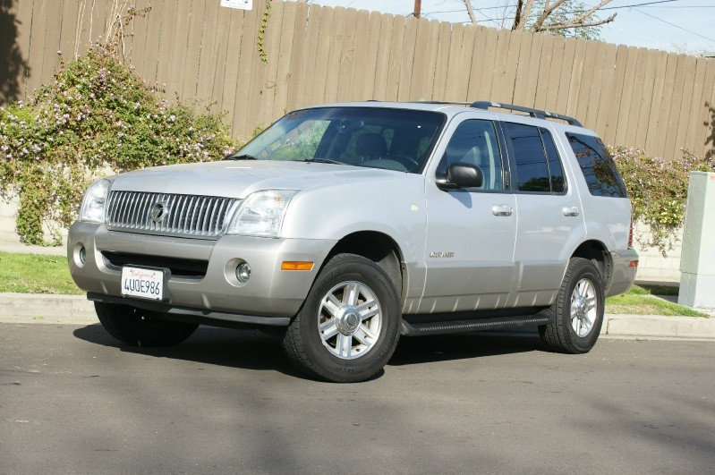 2002 Mercury Mountaineer #12