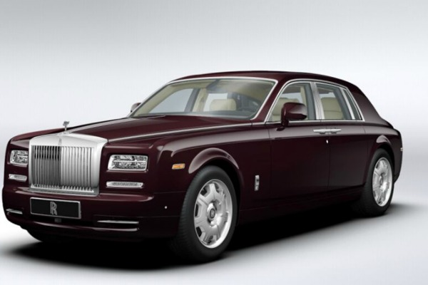 2013 Rolls royce Phantom #7