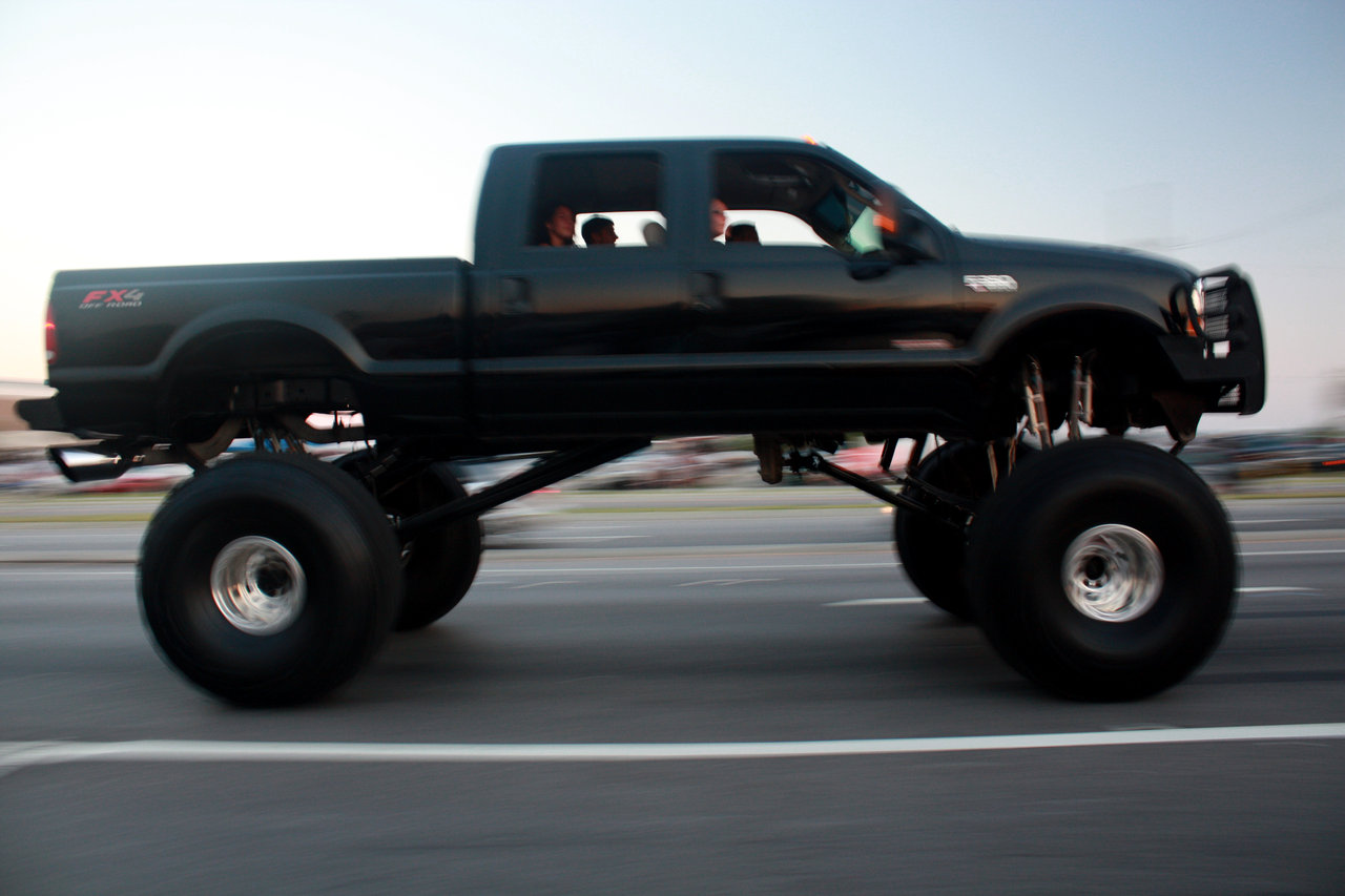 Ford F-350 #16