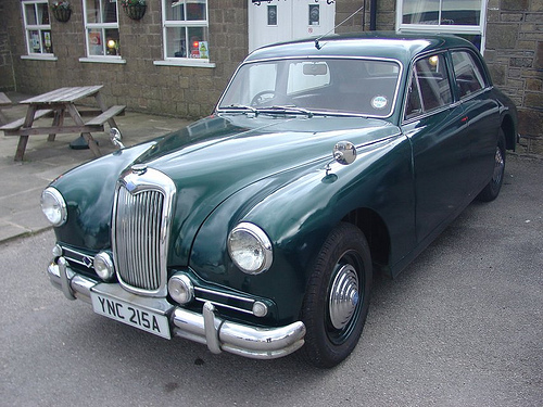 1955 Riley Pathfinder #9