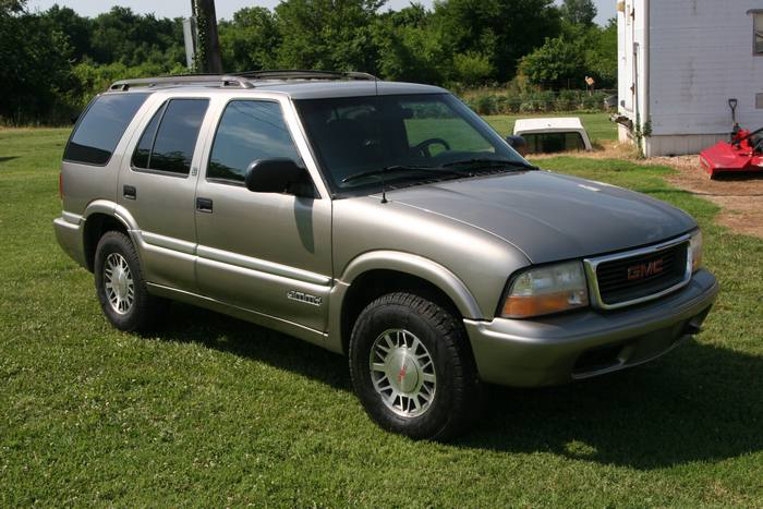 2001 GMC Jimmy #12