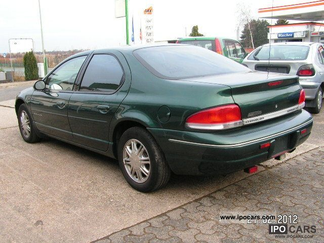 1997 Chrysler Cirrus #12
