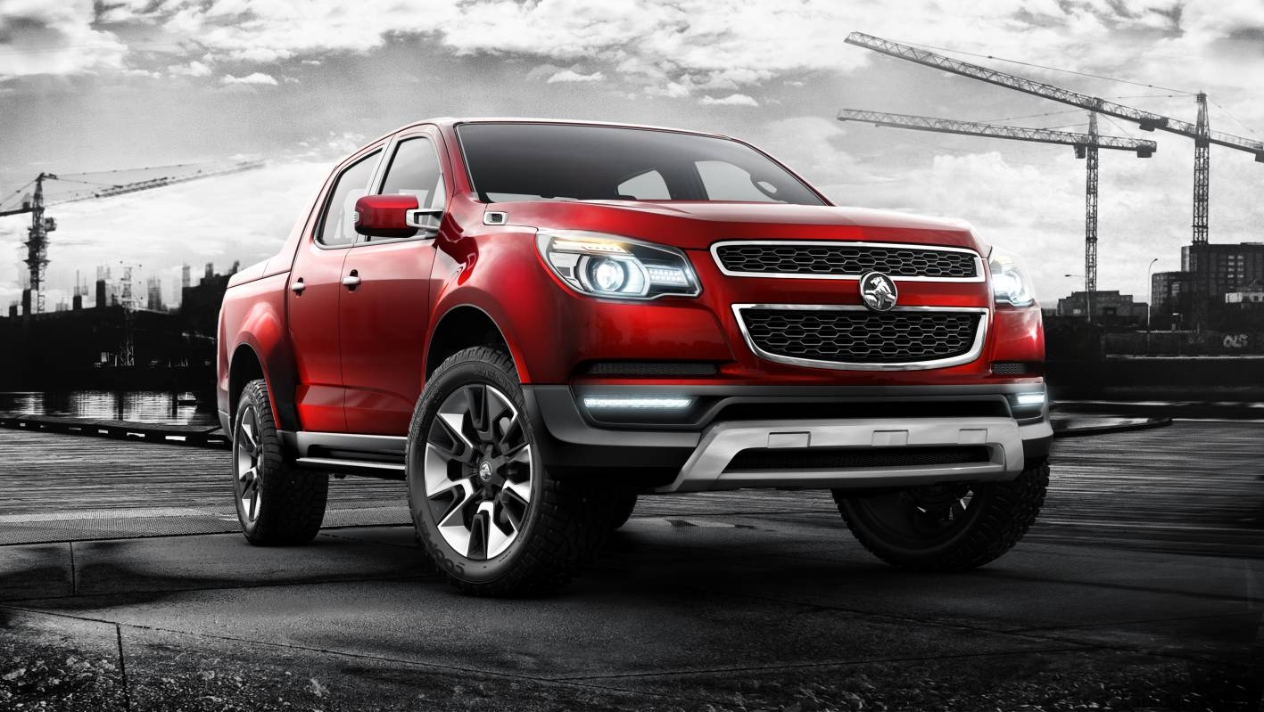 2012 Holden Colorado #15