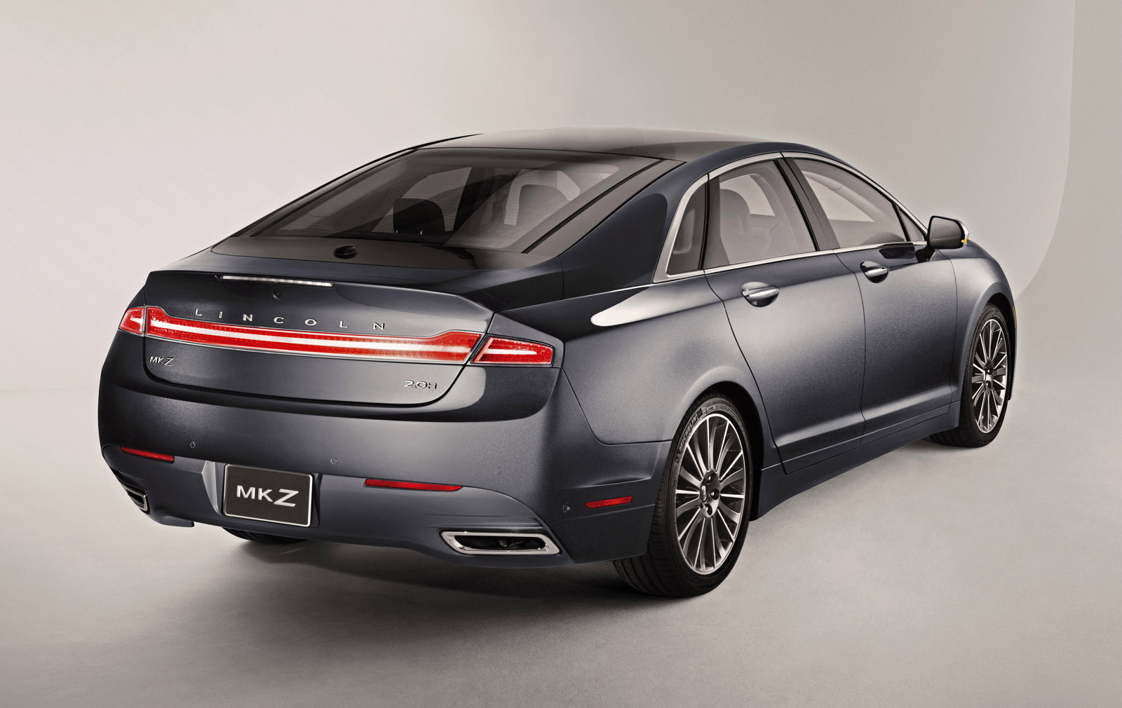 2014 Lincoln Mkz #14