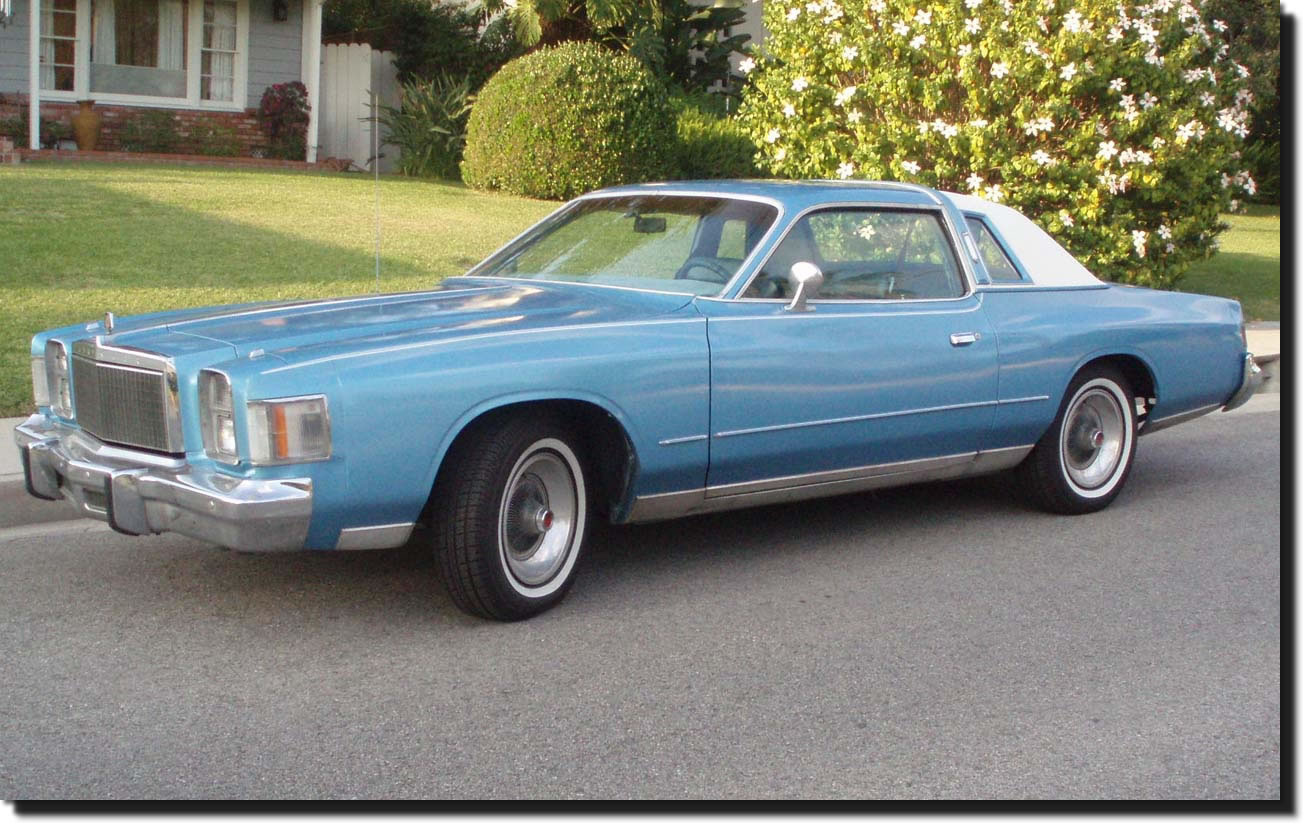 1978 Chrysler Cordoba #1