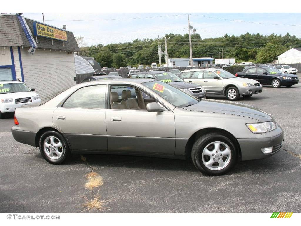 1998 Lexus Es 300 Photos  Informations  Articles