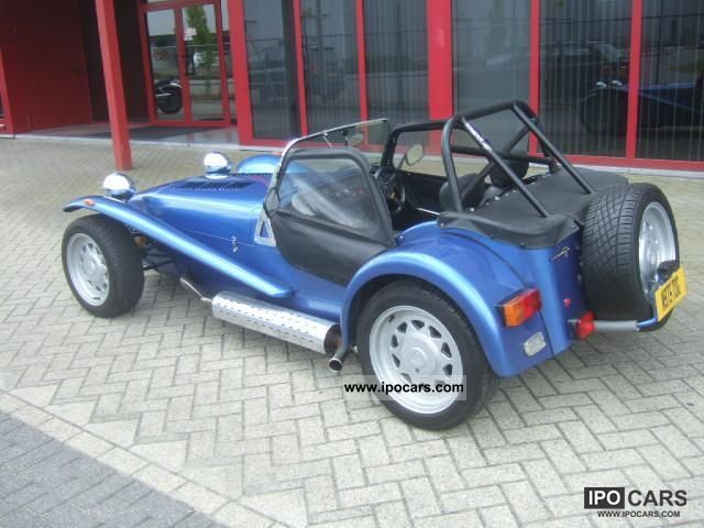 1995 Caterham Super 7 #5