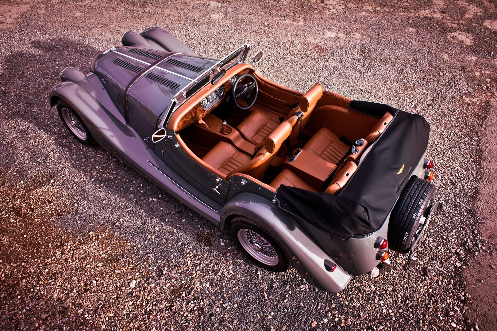 2006 Morgan 4 Seater #3