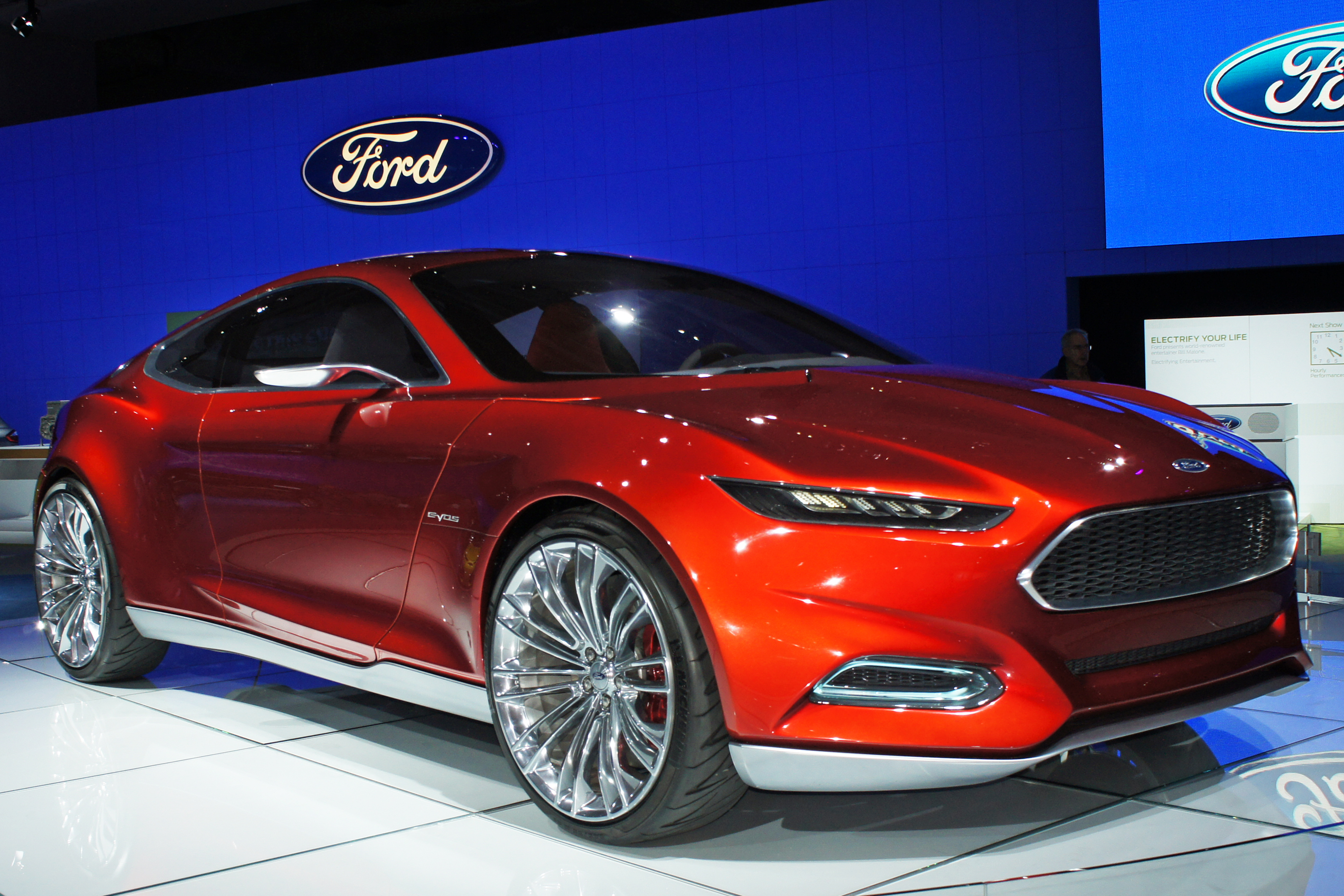 Ford #11