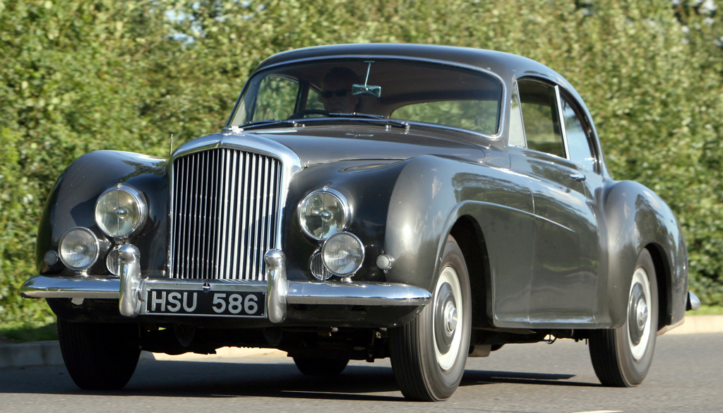 1955 Bentley R Type Continental #7