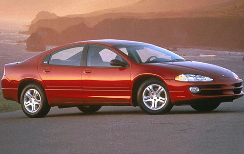 2003 Dodge Intrepid #5