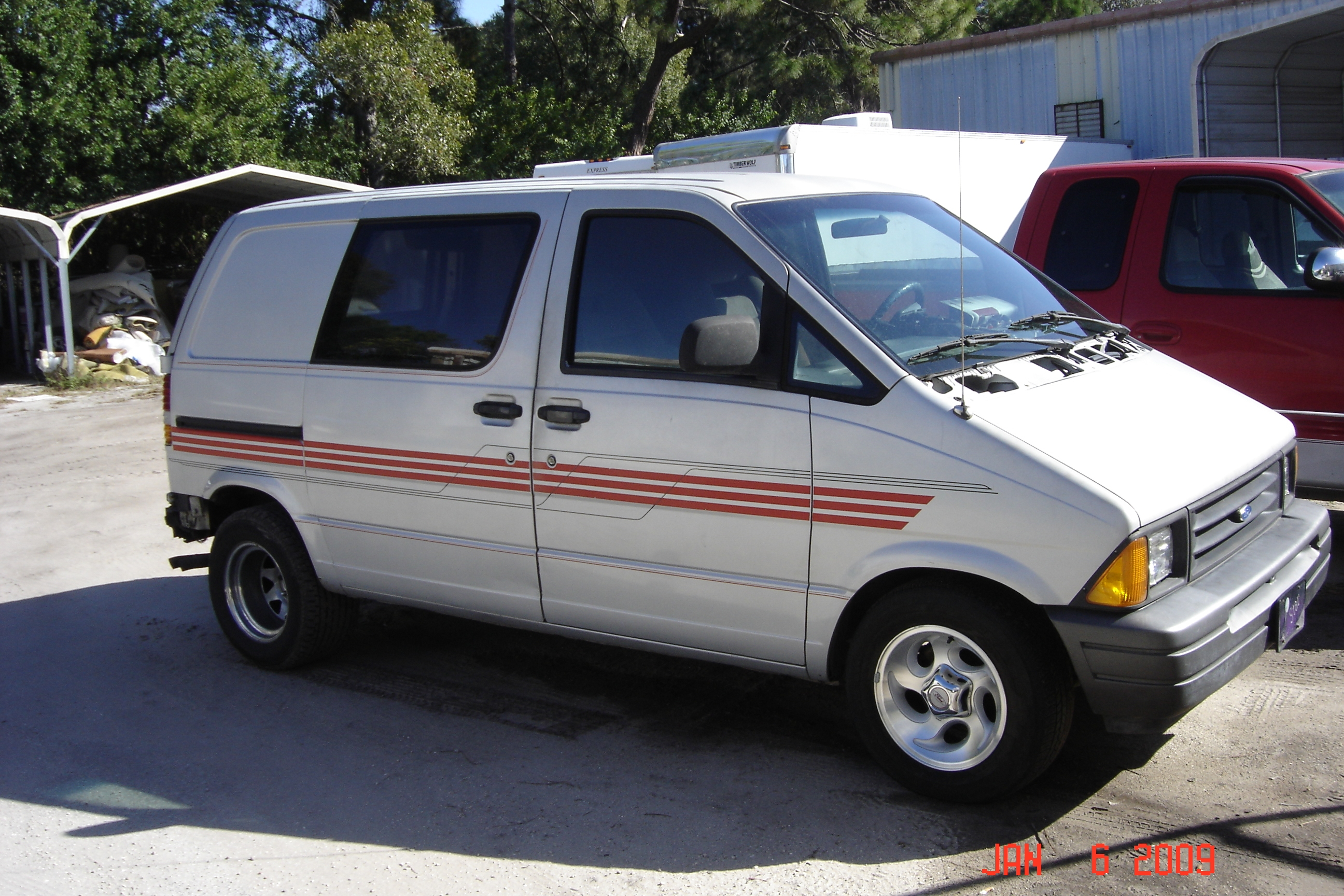 1990 Ford Aerostar Photos Informations Articles Engine Diagram 9