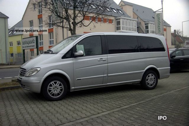 2005 Mercedes-Benz Viano #7