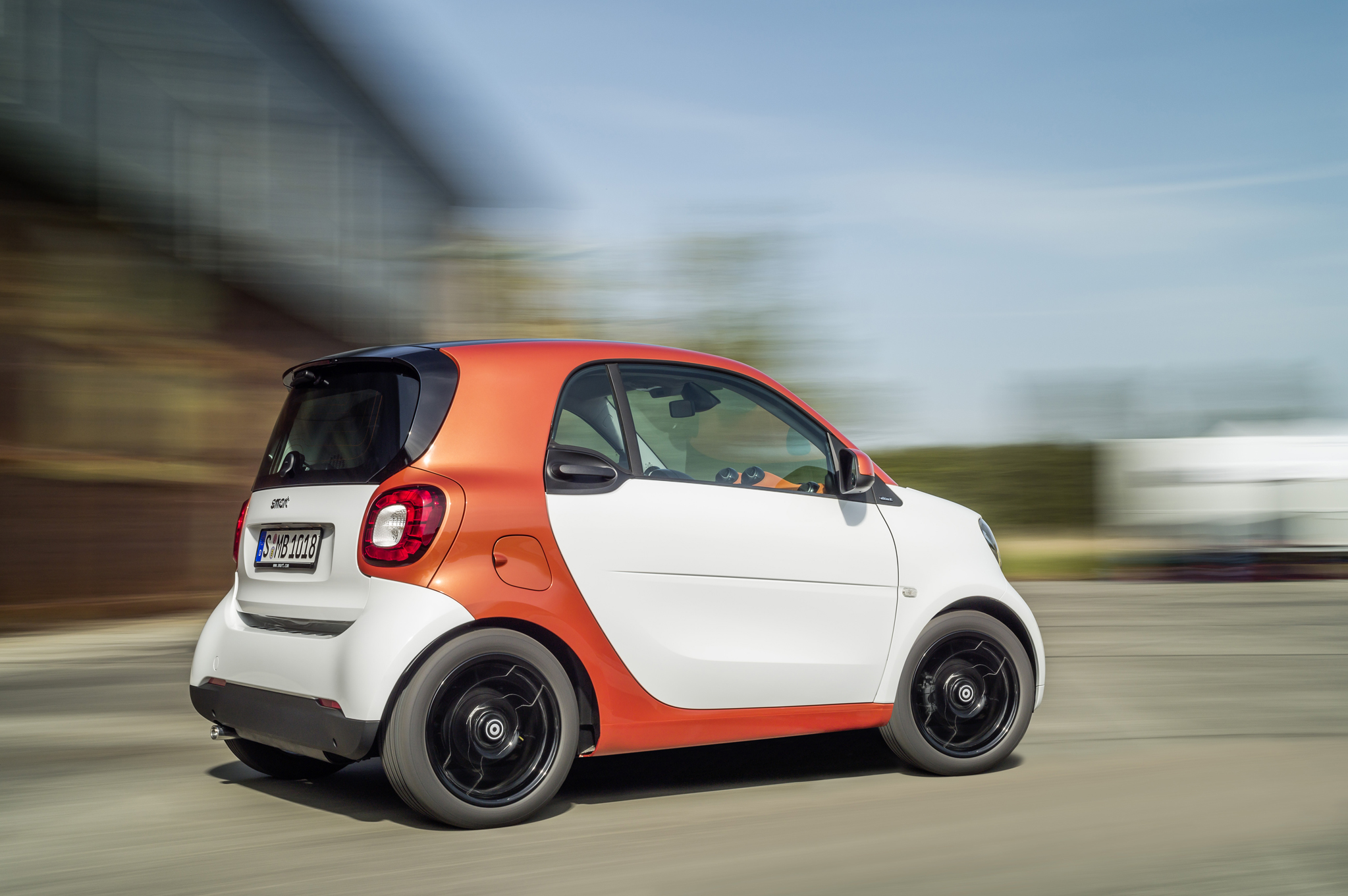 2016 Smart Fortwo #14