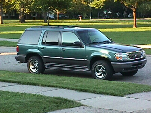 1997 Mercury Mountaineer #4