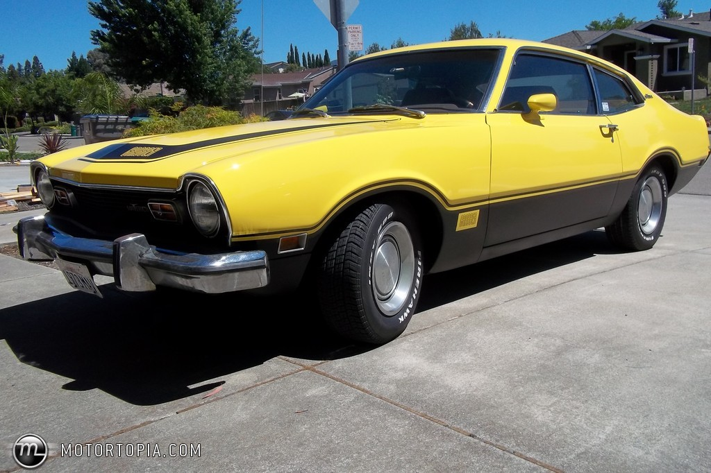 1973 Ford Maverick #5