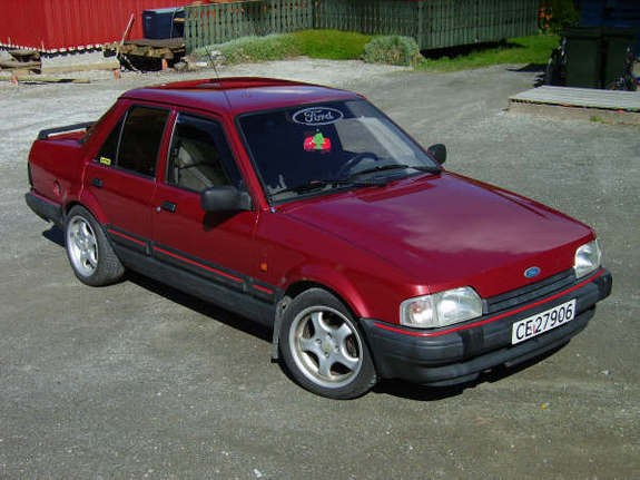 1986 Ford Orion #6