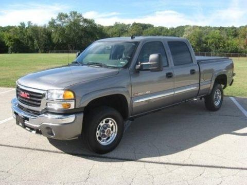 2006 GMC Sierra 2500hd #20
