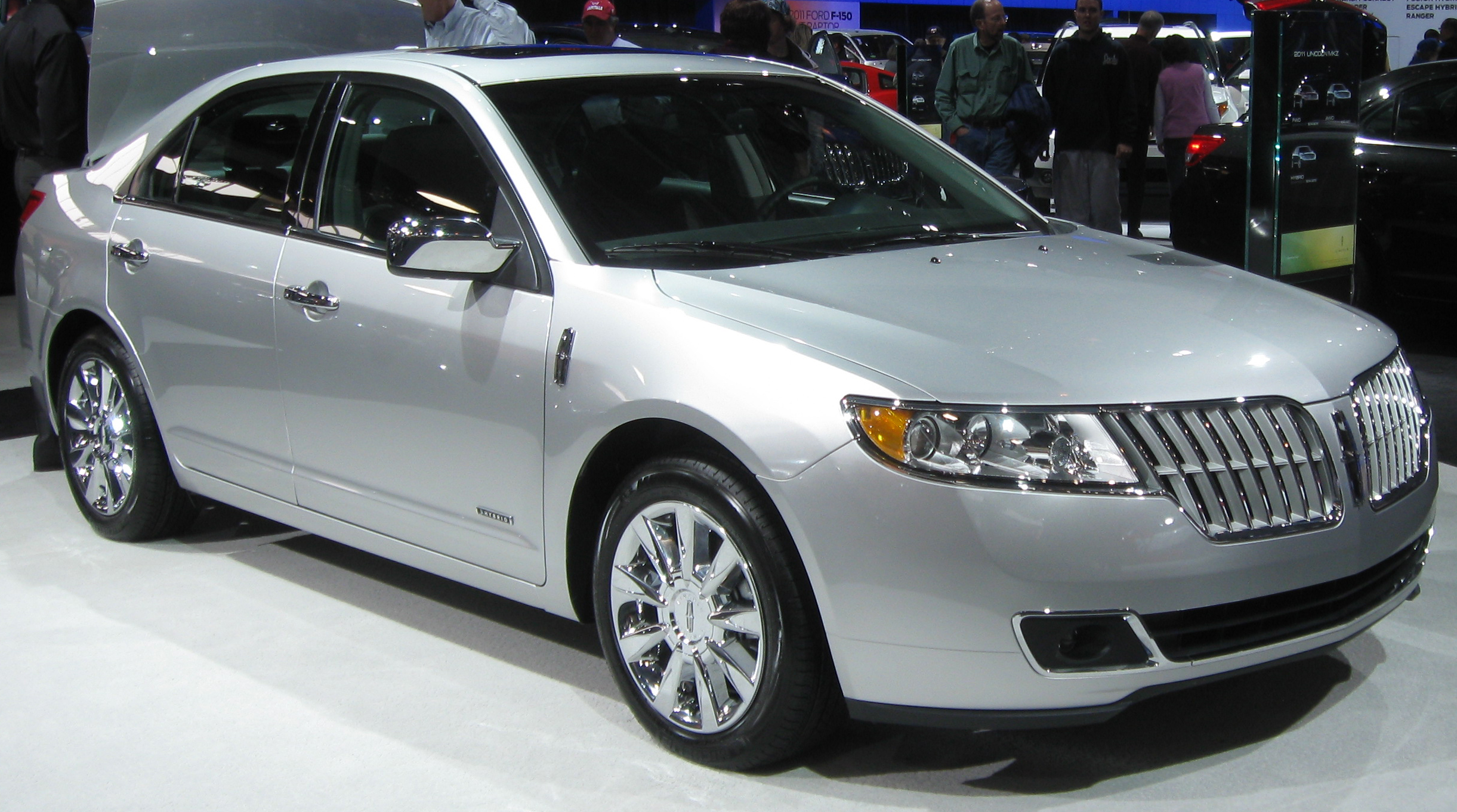 2011 Lincoln Mkz #8
