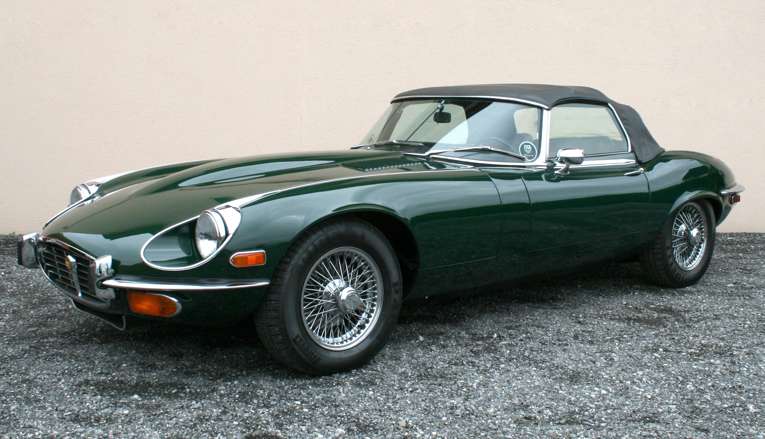 1971 Jaguar E-Type #4