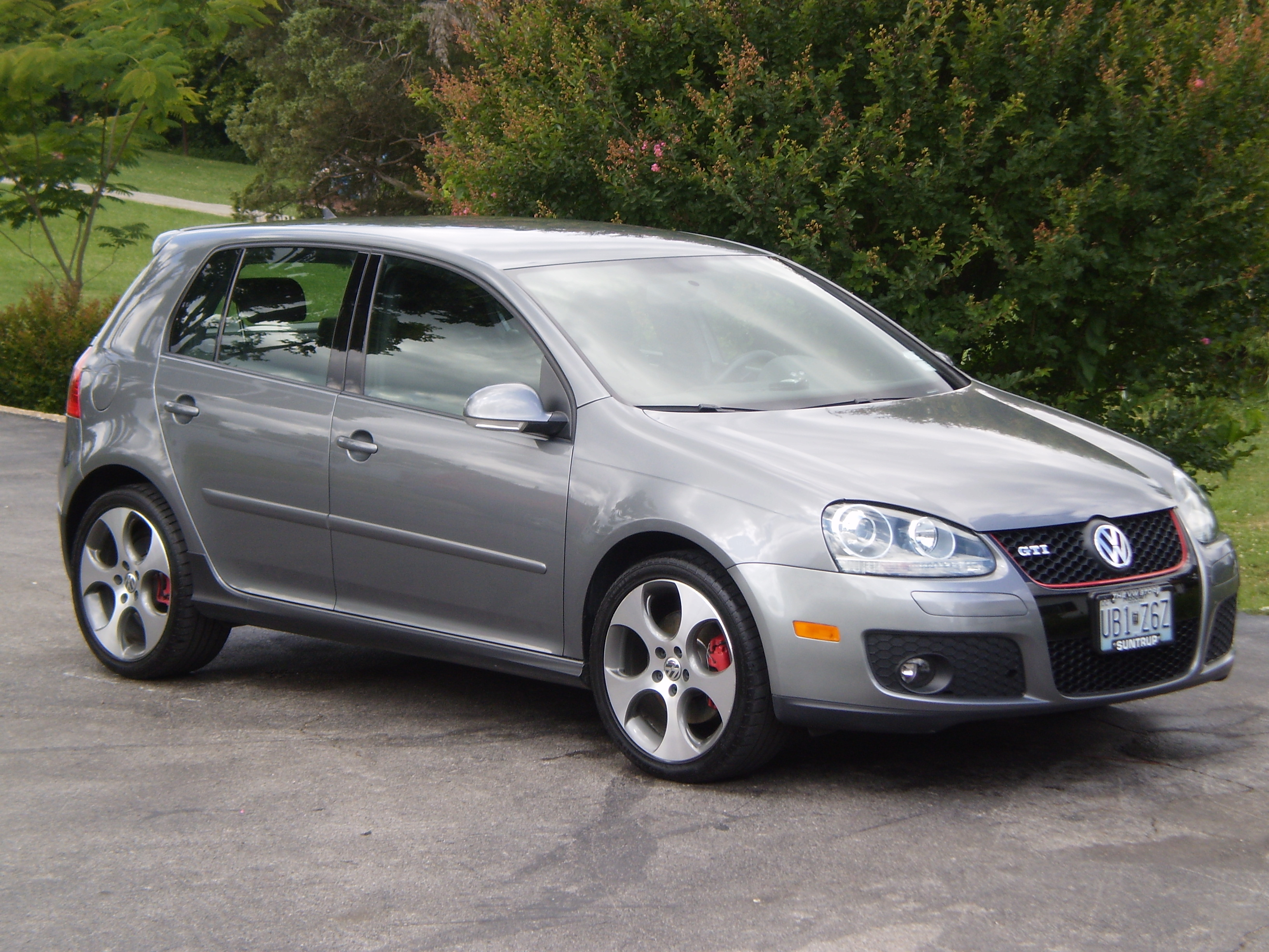 2008 Volkswagen Gti #2
