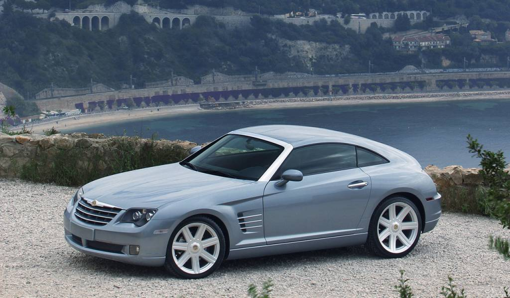 2008 Chrysler Crossfire #9