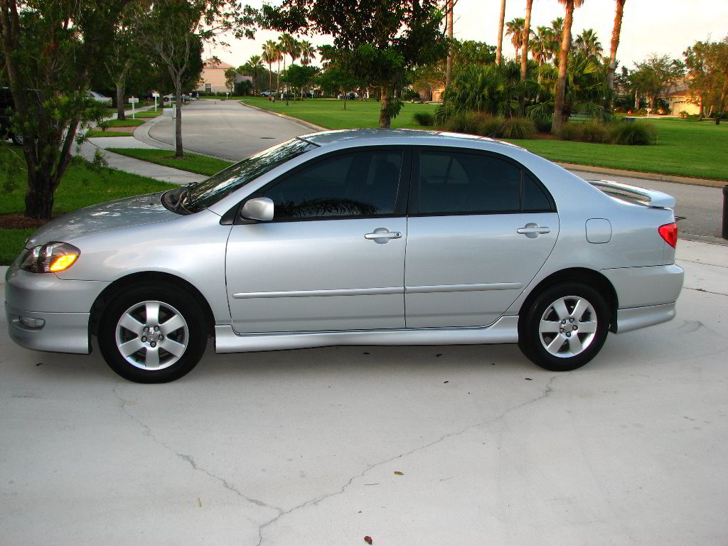 2005 Toyota Corolla Photos Informations Articles