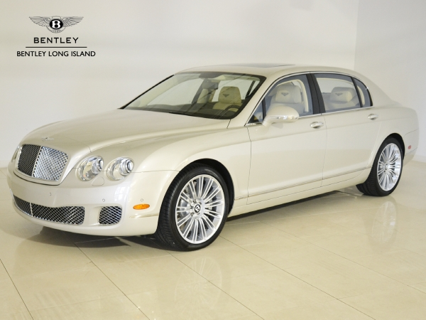 2013 Bentley Continental Flying Spur Speed #2